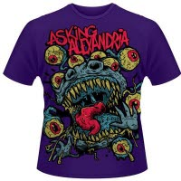 Asking Alexandria Eyeballs T-Shirt