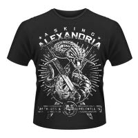 Asking Alexandria Snake T-Shirt
