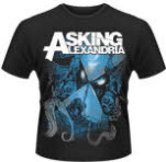 Asking Alexandria Hourglass T-Shirt