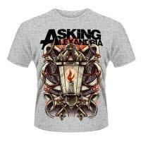 Asking Alexandria Candle T-Shirt