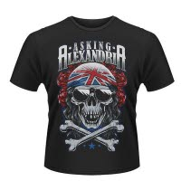 Asking Alexandria Grayskull T-Shirt