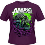 Asking Alexandria Night Slime T-Shirt