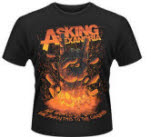 Asking Alexandria Metal Hands T-Shirt