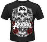 Asking Alexandria Black Shadow T-Shirt