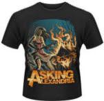 Asking Alexandria Am I Insane T-Shirt