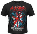 Asking Alexandria Heart Attack T-Shirt