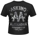 Asking Alexandria Black Label T-Shirt