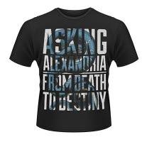 Asking Alexandria Snakes T-Shirt