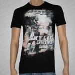 A Skylit Drive Apocalyptic Black T-Shirt