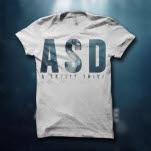 A Skylit Drive ASD Rise White T-Shirt