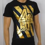 A Skylit Drive Breaker FOIL Black T-Shirt