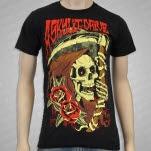 A Skylit Drive Grim Reaper Black T-Shirt