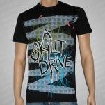 A Skylit Drive Neon Rootz Black T-Shirt