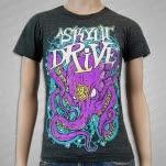 A Skylit Drive Octopus Dark Heather T-Shirt