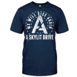 A Skylit Drive Rise Again Navy T-Shirt