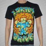 A Skylit Drive Three eyed Monster Black T-Shirt