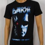 A Skylit Drive Terminator Black T-Shirt