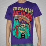 A Skylit Drive Viking purple T-Shirt