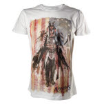 Assassins Creed Concept Art White T-Shirt