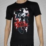 A Static Lullaby Mechanical Heart Black T-Shirt
