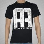 Attack Attack AA Logo Black T-Shirt