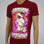 Attack Attack Camel Maroon T-Shirt
