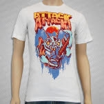 official Attack Attack Crab Core White T-Shirt