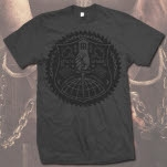 Attack Attack Dagger Charcoal T-Shirt