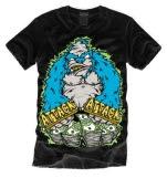 Attack Attack Gorilla Black T-Shirt