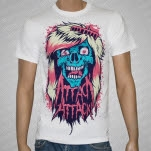 Attack Attack Scene Girls White T-Shirt