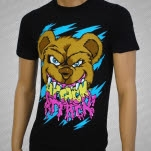 Attack Attack Teddy Scare Black T-Shirt