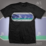 At The Drive In InCasinoOut Dark Heather T-Shirt