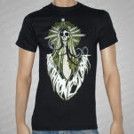 At The Throne of Judgment Sword Black T-Shirt
