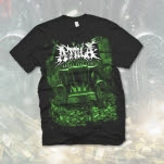 Attila Album Art Black T-Shirt