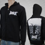 Attila FTW Black Hoodie Zip