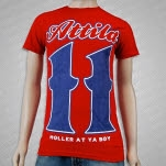 Attila Holler Red T-Shirt