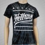 Attila Hellraiser Tie Dye T-Shirt