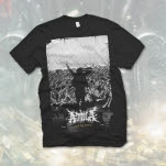 Attila FTW Photo Black T-Shirt