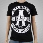 Attila Party Metal Black T-Shirt