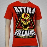 official Attila Payback Red T-Shirt