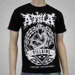 Attila Snake Black T-Shirt