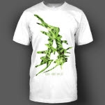 Attila Weeeed White T-Shirt
