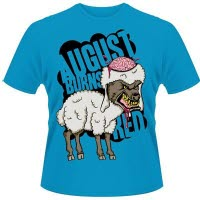August Burns Red Wolf In Sheep T-Shirt