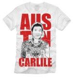 Austin Carlile Self Portrait White T-Shirt