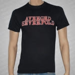 Avenged Sevenfold Logo Black T-Shirt