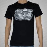 Bad Religion Logo Black T-Shirt