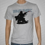 Bane Army Gray T-Shirt