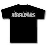 Bane Butterflies Black T-Shirt