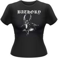 Bathory Goat Girlie T-Shirt