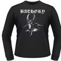 Bathory Goat Long Sleeve T-Shirt